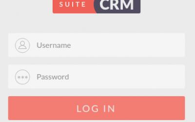 Configurar email no SuiteCRM
